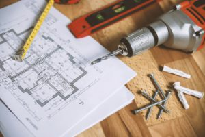 Tools for kitchen renovation in Richmond and Hampton