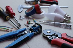 Tools needed during property maintenance