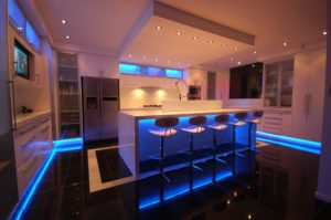 MOdern kitchen after renovation